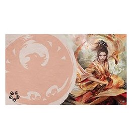 Fantasy Flight Legend of the Five Rings: The Soul of Shiba Playmat