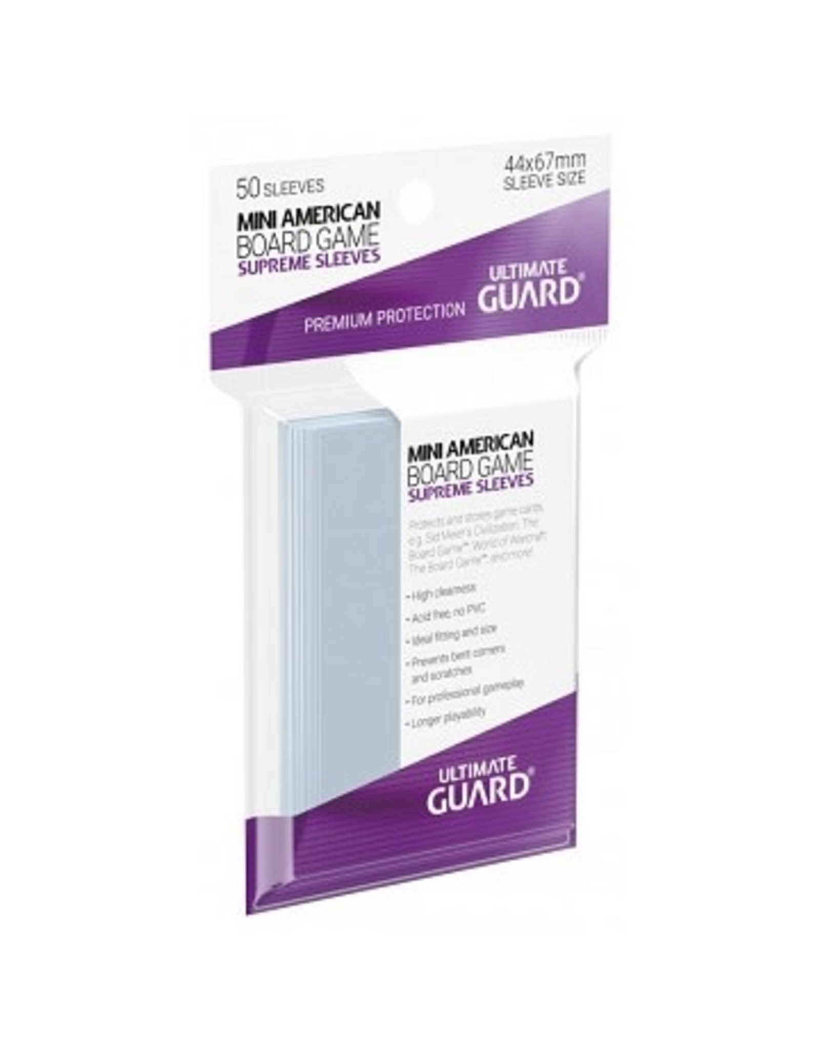Ultimate Guard Ultimate Guard Supreme Board Game Sleeves