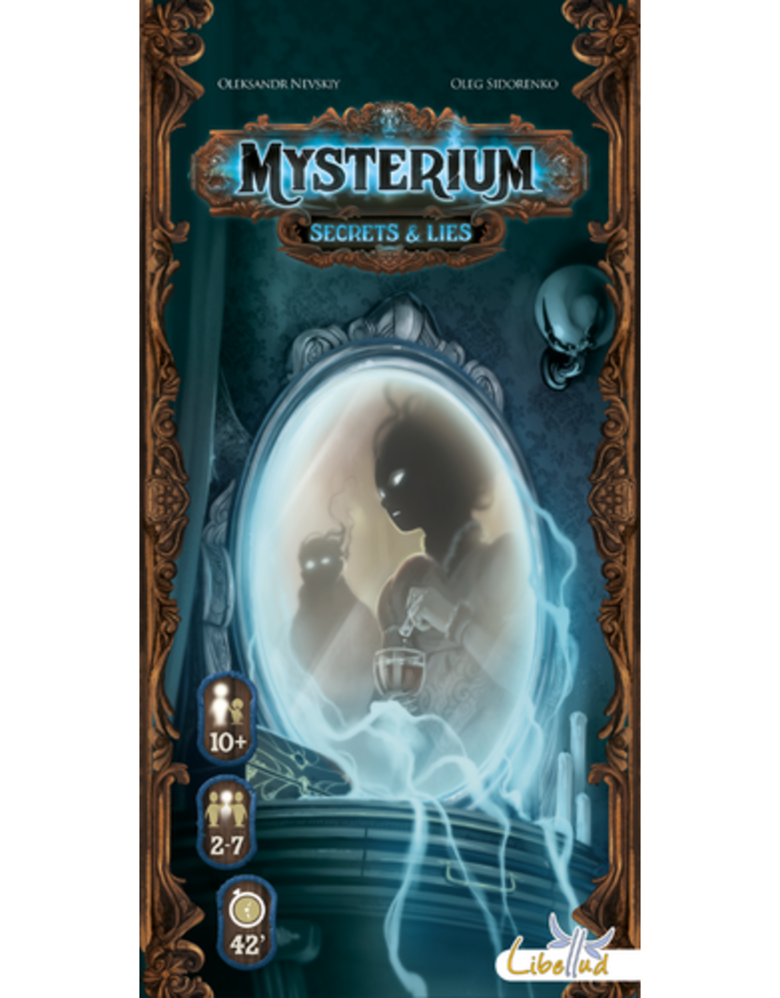 Libellud Mysterium Secrets & Lies Expansion