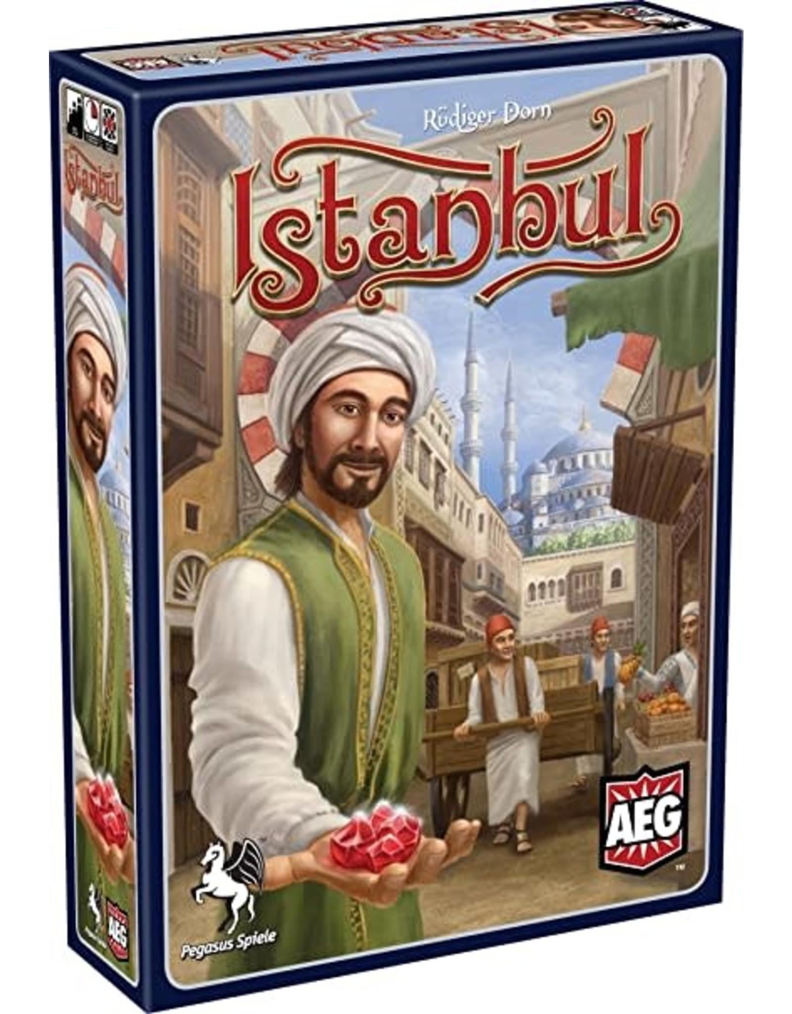 AEG Istanbul