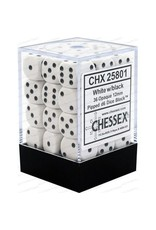 Chessex Chessex Opaque 12mm (36d6)