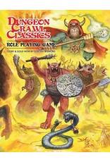 Goodman Games Dungeon Crawl Classics RPG Core Rulebook