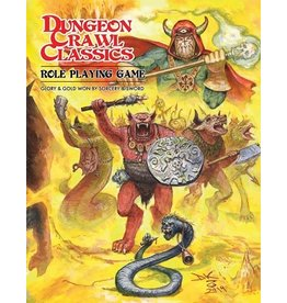 Goodman Games Dungeon Crawl Classics RPG Core Rulebook