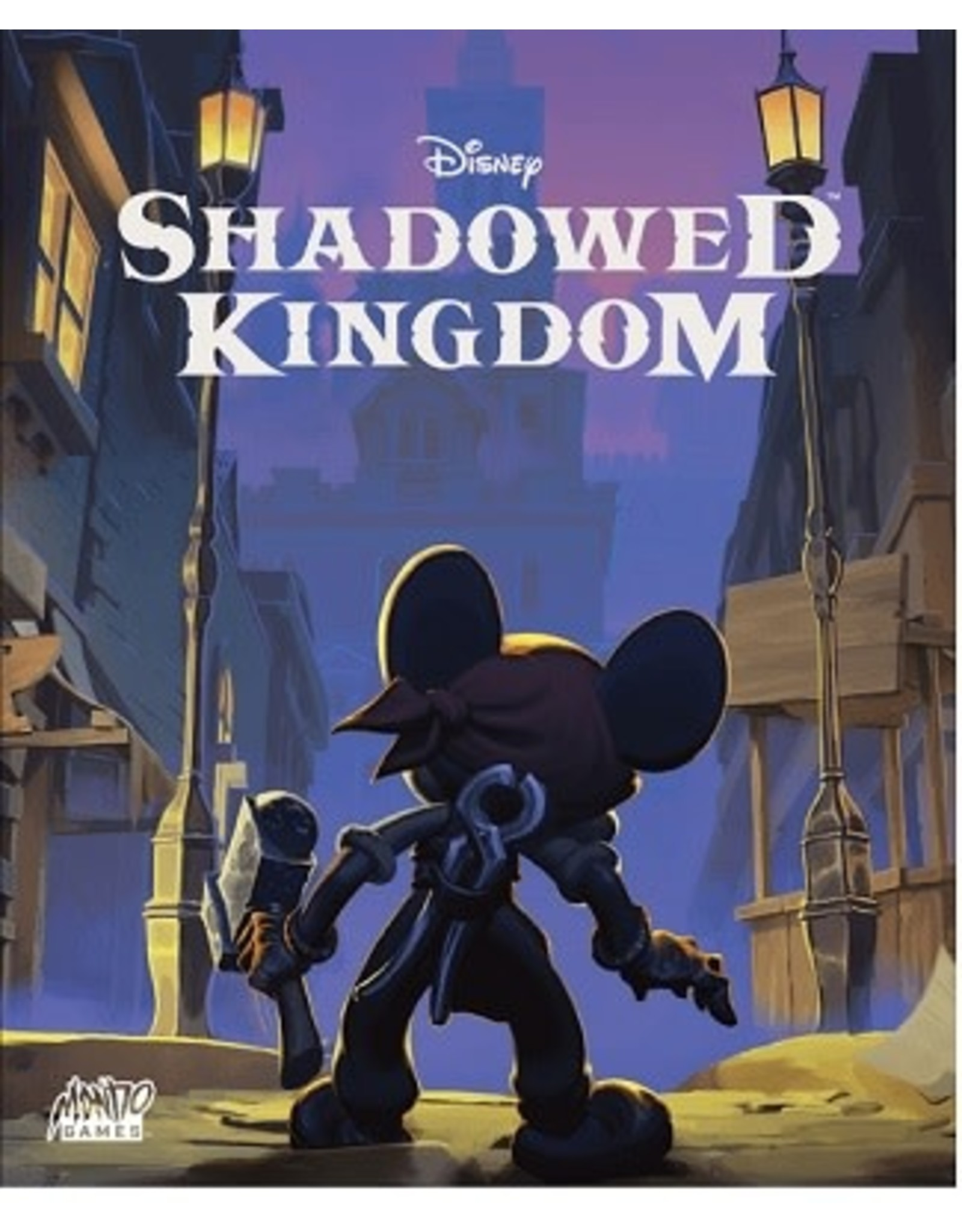 Disney Shadowed Kingdom