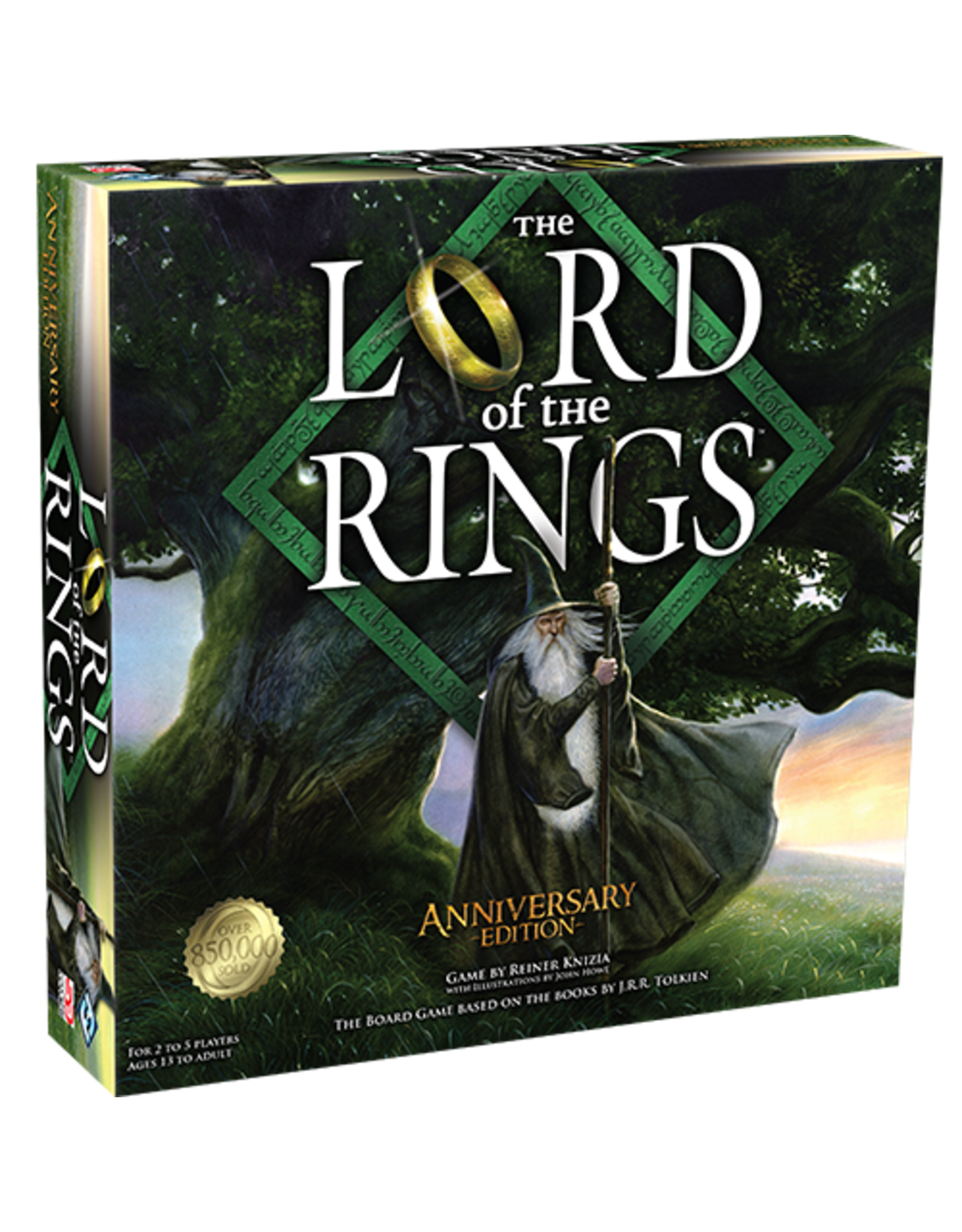 Fantasy Flight The Lord of The Rings The Board Game: Anniversary Edition