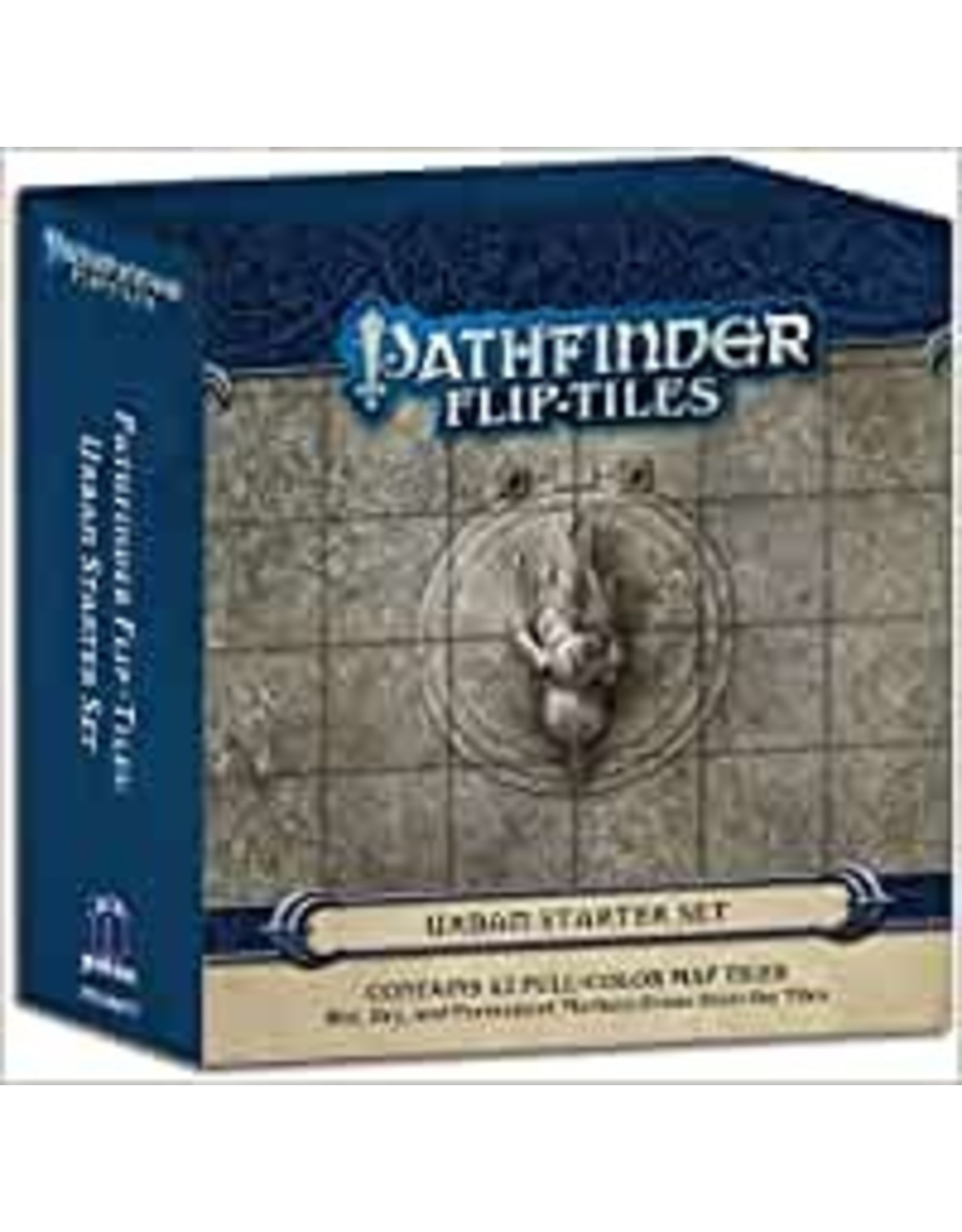 Pathfinder Flip-Tiles Urban Starter Set