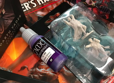 RPGs & Miniatures
