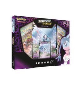 Pokemon Champions Path Hatterene V Collection