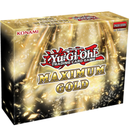 Konami Yu-Gi-Oh! Maximum Gold