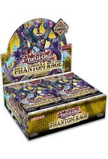Konami Phantom Rage Booster Box