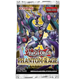 Konami Phantom Rage Booster Pack