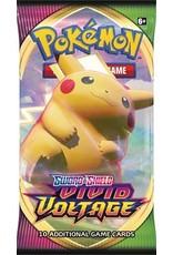 Pokemon Sword & Shield Vivid Voltage Booster Pack