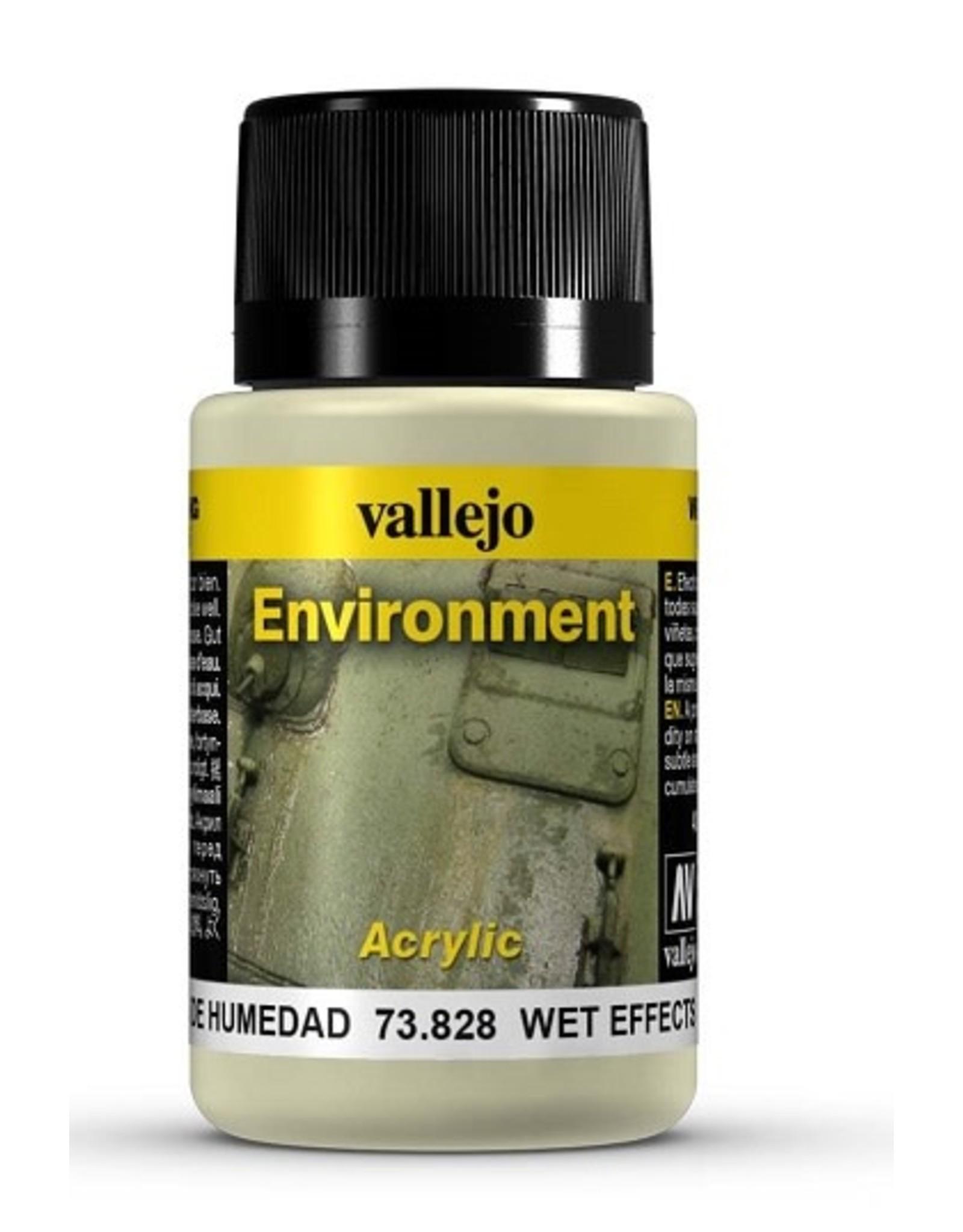 Vallejo Vallejo Weathering Wet Effects 40 ml
