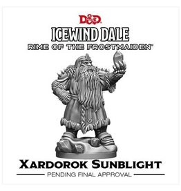 Gale Force 9 Dungeons and Dragons - Icewind Dale - Xardorok Sunblight