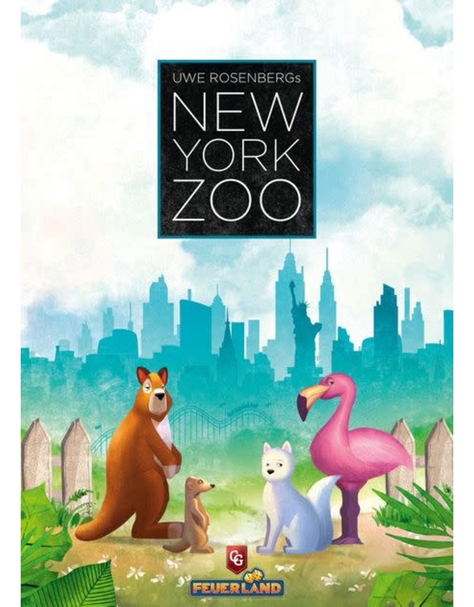 Capstone Games New York Zoo