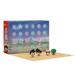 Dragon Ball Z Advent Calendar 2020