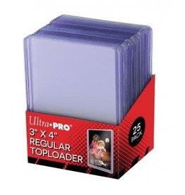 "Ultra Pro Ultra Pro 3""x4"" Regular Toploader"