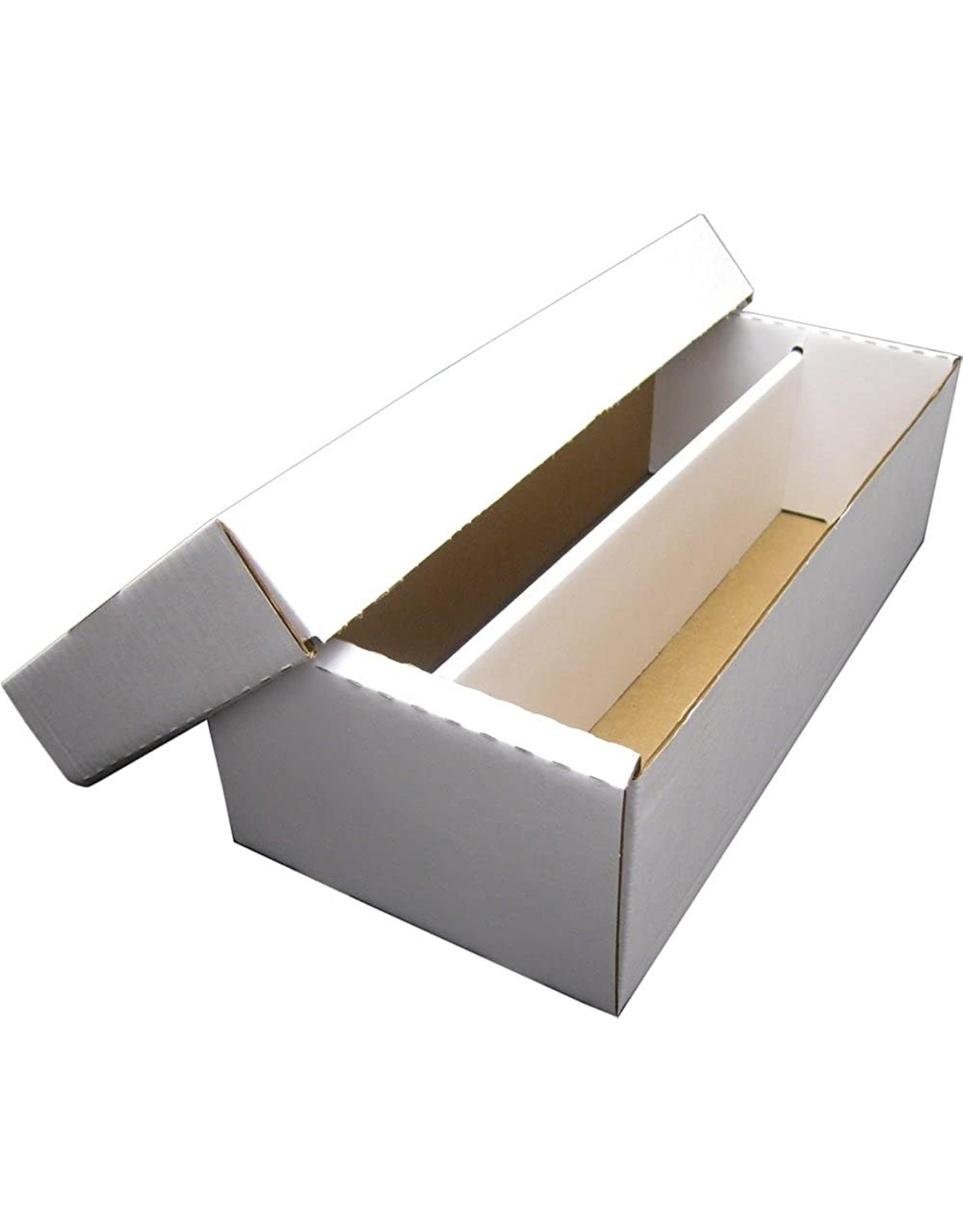 1600ct Cardboard Storage Box