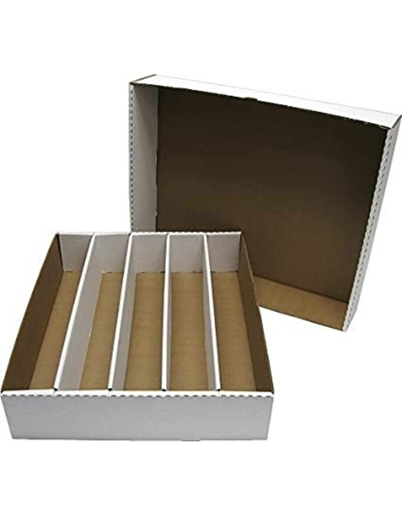 BCW 5000 Count Cardboard Box