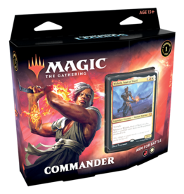 Wizards of the Coast Commander Legends Preconstructed Commander Decks