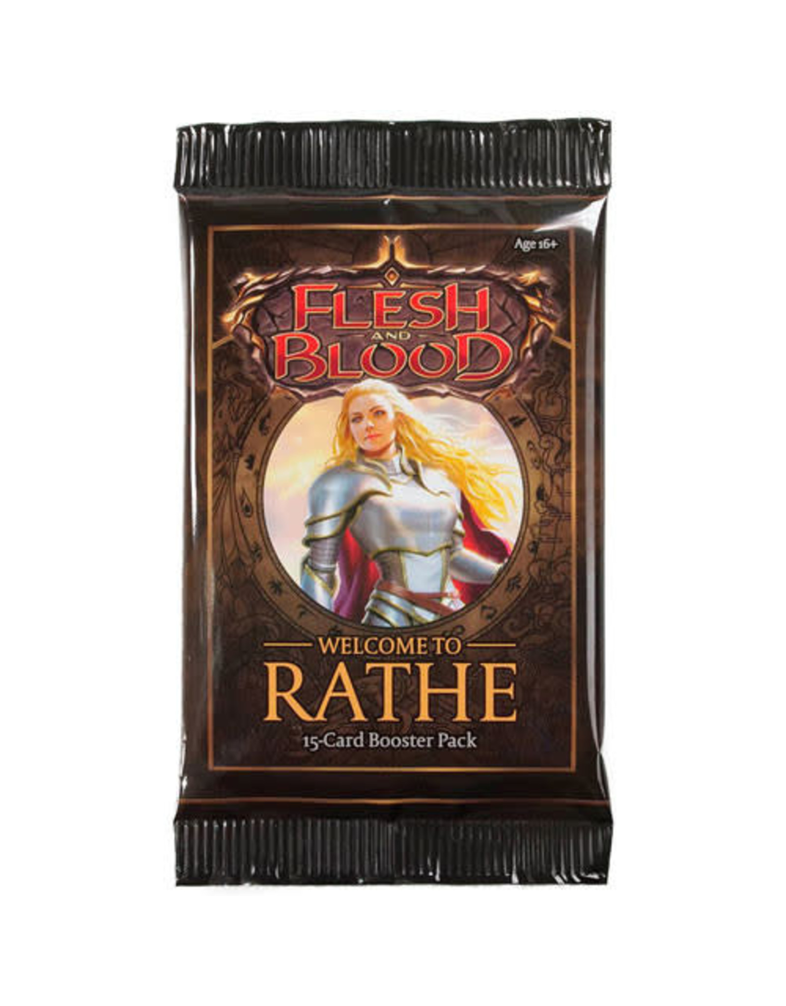 Legend Story Studios Flesh and Blood Welcome to Rathe Unlimited Booster Pack