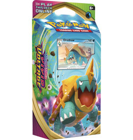 Pokemon Vivid Voltage Drednaw Theme Deck