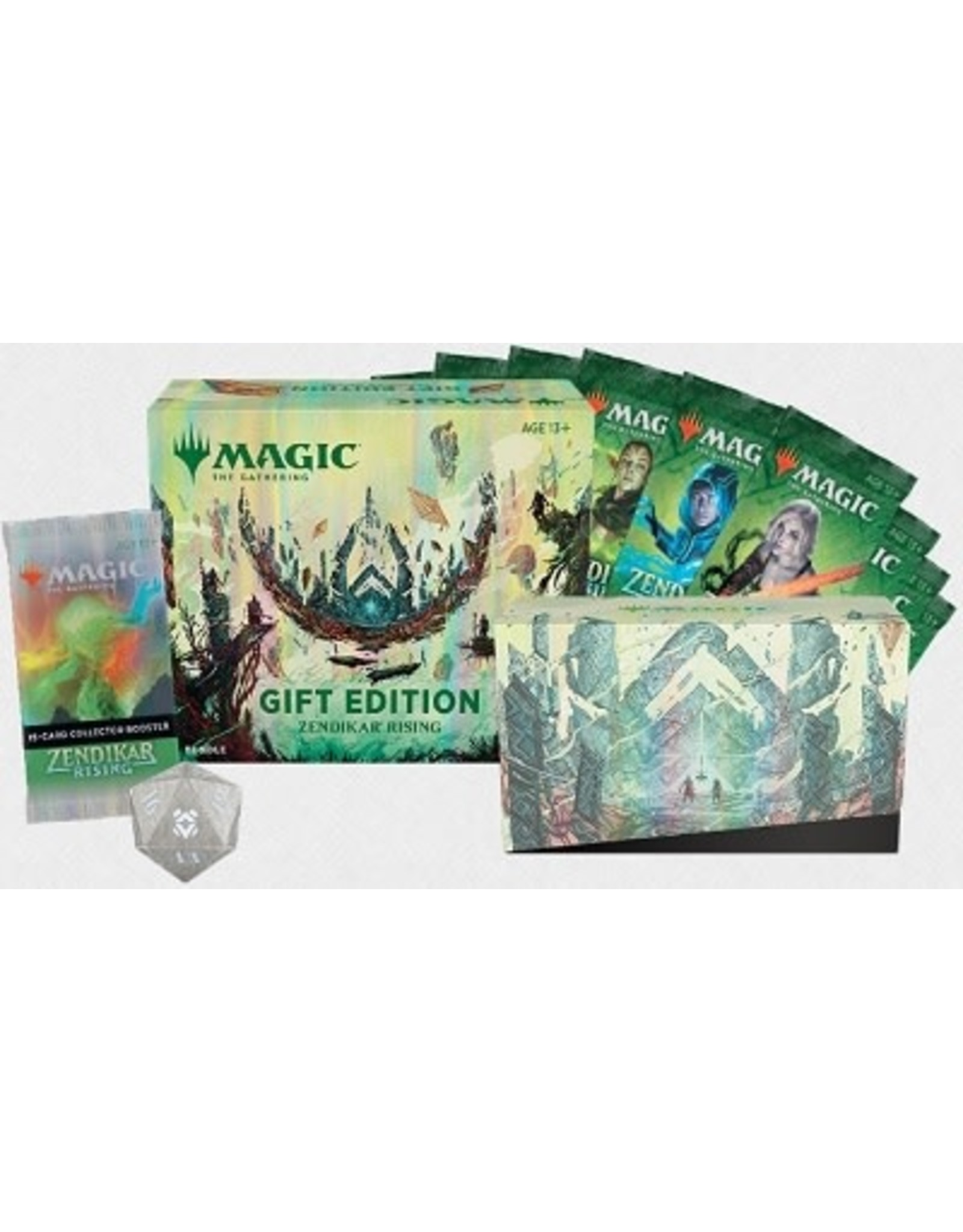 Wizards of the Coast Zendikar Rising Gift Edition