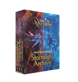 Brotherwise Games Call to Adventure: The Stormlight Archive Deluxe Edition