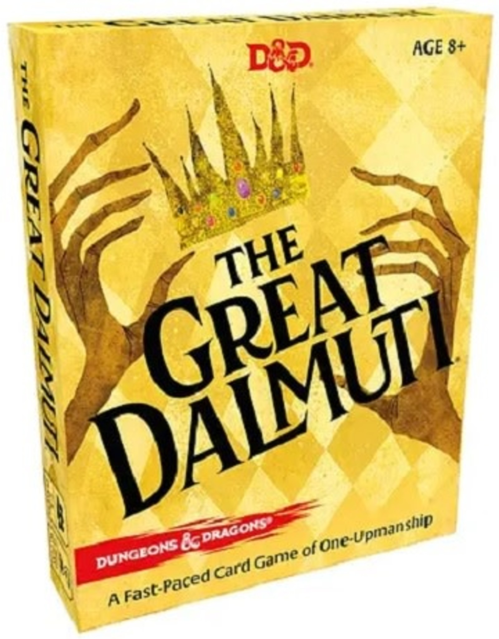 Wizards of the Coast Dungeons & Dragons: The Great Dalmuti