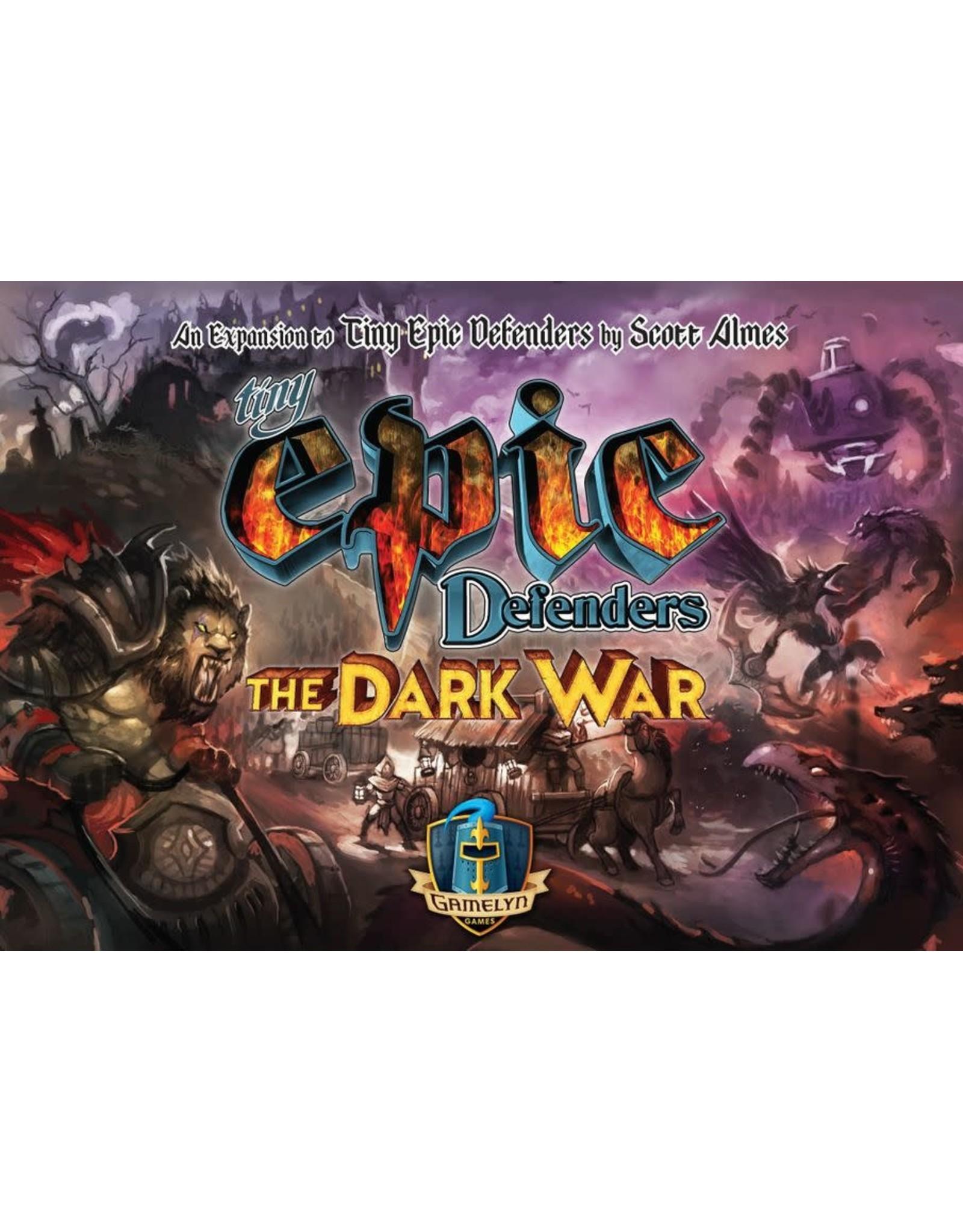 Gamelyn Tiny Epic Defenders The Dark War