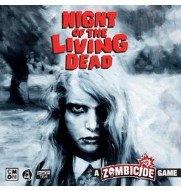 CMON Zombicide - Night of the Living Dead