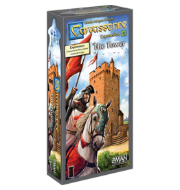 Z-Man Games Carcassonne : Exp#5 - The Tower