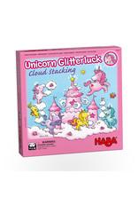 Haba Unicorn Glitterluck - Cloud Stacking