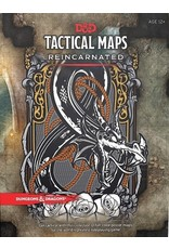 Wizards of the Coast Tactical Maps Reincarnated