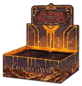 Legend Story Studios Flesh and Blood - Crucible of War Booster Box