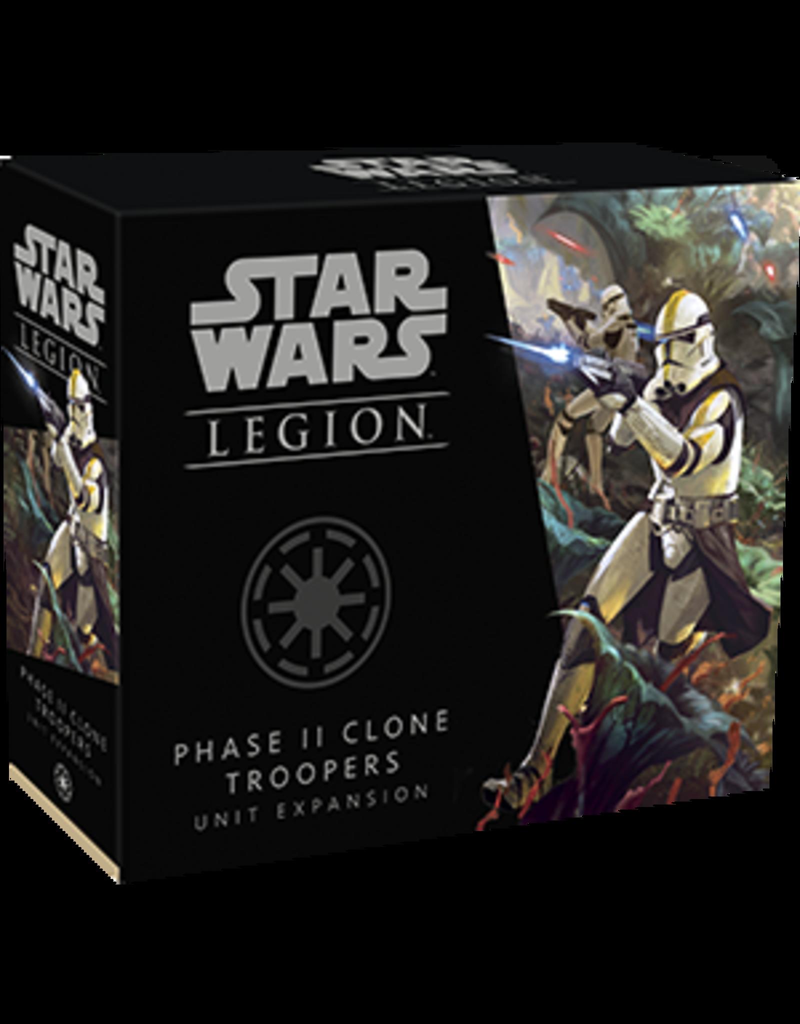 Fantasy Flight Star Wars Legion: Phase II Clone Troopers