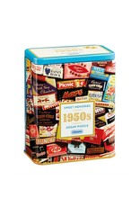 Gibsons Puzzle: 500 1950S Sweet Memories Gift Tin