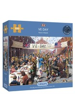 Gibsons Puzzle: 500 VE Day