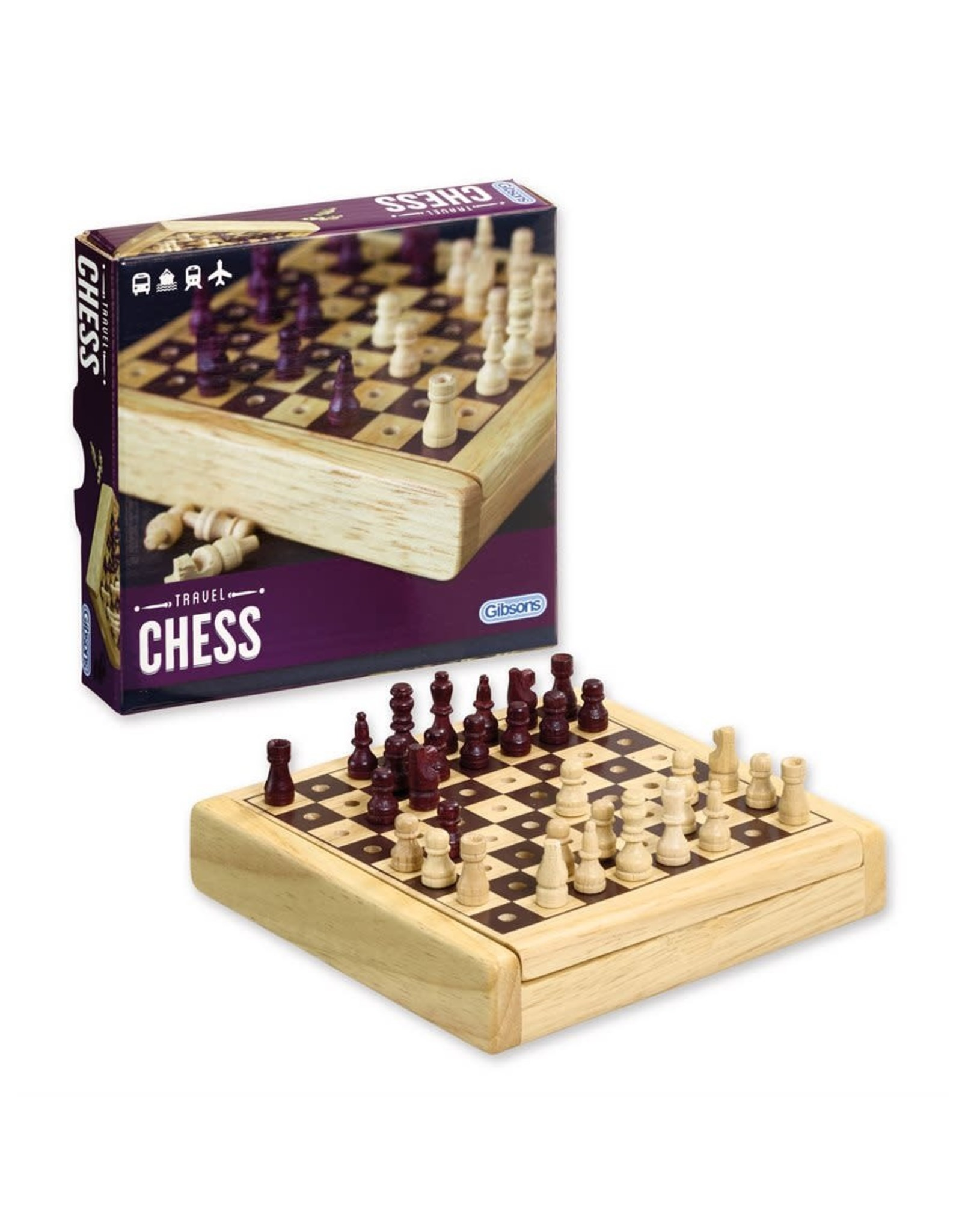 Gibsons Travel Chess