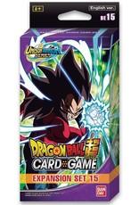 Bandai Dragonball Super Expansion Set #15