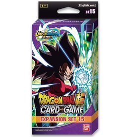 Bandai Dragonball Super Expansion Set #15