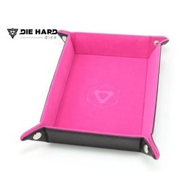Die Hard Dice Die Hard Folding Rectangle Tray Pink