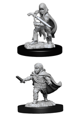 Wizards of the Coast Dungeons and Dragons Unpainted Minis Wave 13 - Halfling Rogue Male