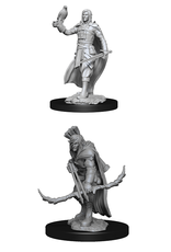 Wizards of the Coast Dungeons and Dragons Unpainted Minis Wave 13 - Elf Ranger Male