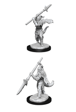 Wizards of the Coast Dungeons and Dragons Unpainted Minis Wave 13 - Bearded Devils
