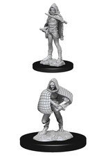 Wizards of the Coast Dungeons and Dragons Unpainted Minis Wave 13 - Darkling Elders/Darklings