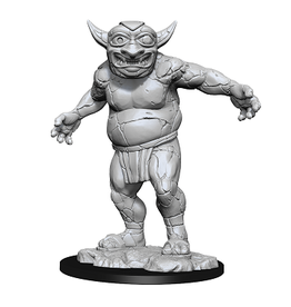WizKids Dungeons and Dragons Unpainted Minis Wave 13 - Eidolon Possessed Statue