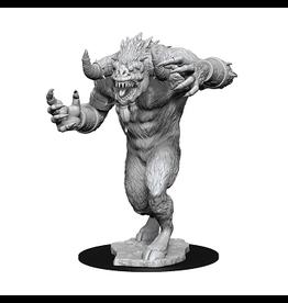 WizKids Dungeons and Dragons Unpainted Minis Wave 13 - Goristro