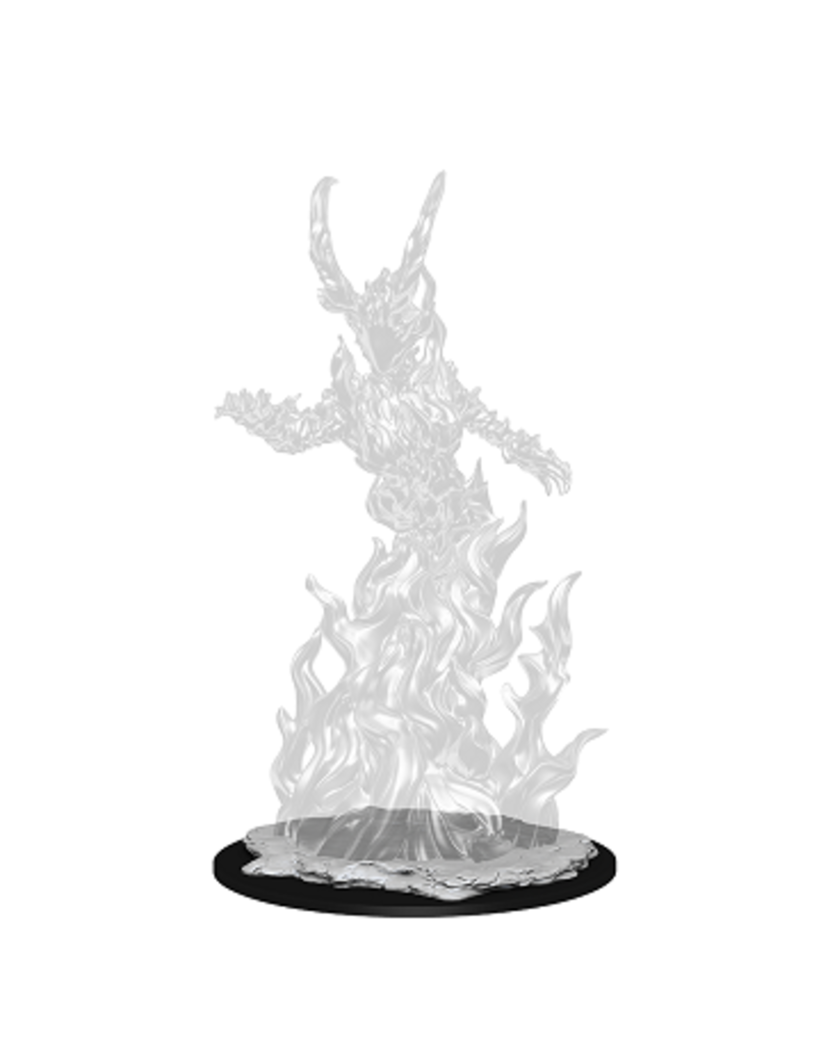 WizKids Dungeons and Dragons Unpainted Minis Wave 13 - Huge Fire Elemental Lord