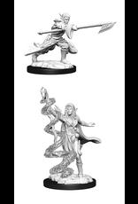 WizKids MTG Unpainted Minis Wave 13 - Joraga Warcaller Elves